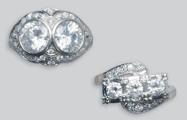 2014: Simulated Diamond Ring and Diamond Ring