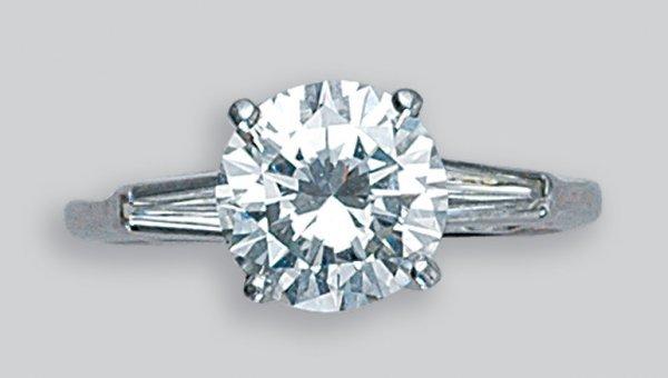 2024: Diamond Ring