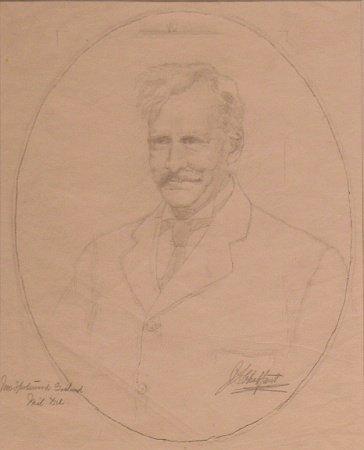 15: Jefferson D. Chalfant American, 1856-1931 PORTRAIT