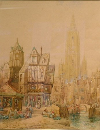 2008: Henry Thomas Schafer British, 1854-1915 FREIBURG