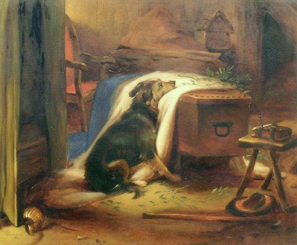 3091: After Sir Edwin Henry Landseer British, 1802-1873