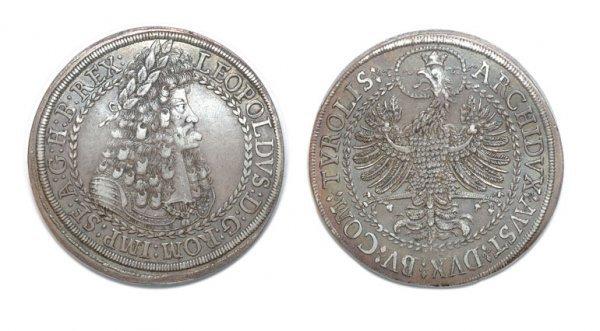 2012: AUSTRIA: Hall Mint, ND, 2 Thalers, Dav. #325
