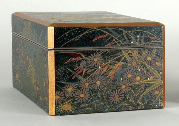 3001: Japanese Lacquered Box