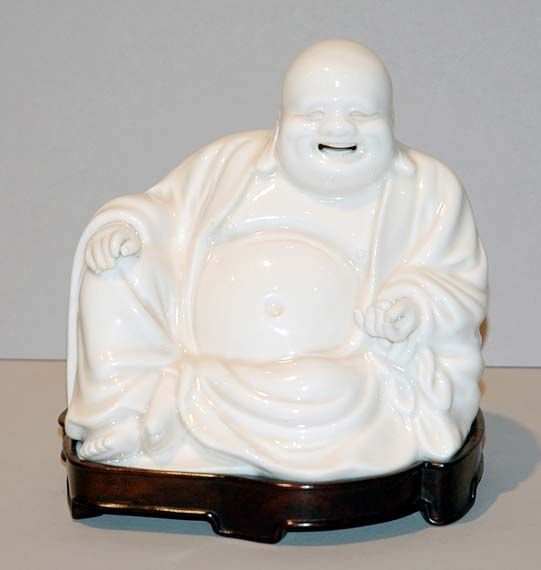 3016: Chinese Blanc de Chine Figure