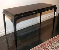 4335: Chinese Inspired Ebonized Altar Table