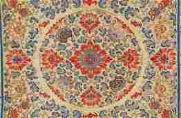 344: Chinese Embroidered Alter Cloth