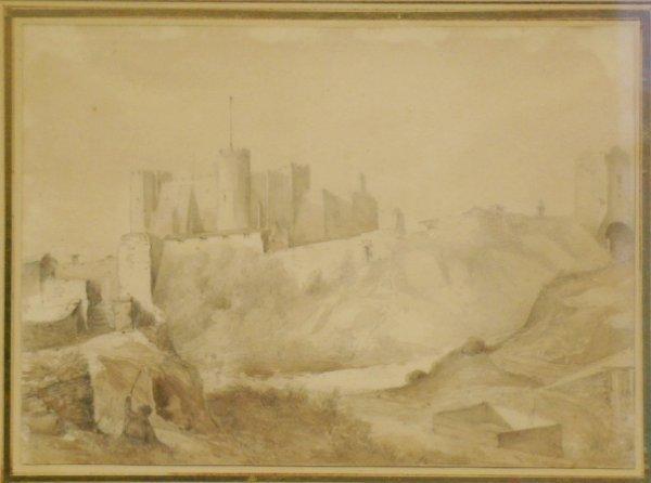 15: English School 19th Century DOVER, THE ISLE OF WIGH