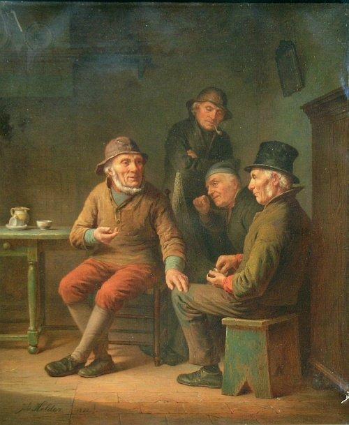 2003: Johannes Helder Dutch, 1842-1913 A GRAVE DISCOURS