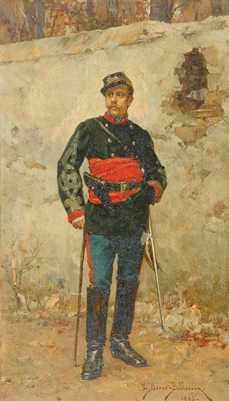 2004: Etienne Prosper Berne-Bellecour French, 1838-1910