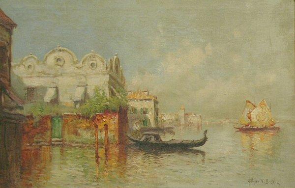 2008: Arthur Vidal Diehl American, 1870-1929 VENETIAN G
