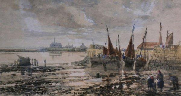 2012: Robert Weir Allan Scottish, 1852-1942 THE SALT PA