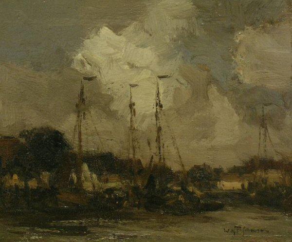 2016: Willem George Frederik Jansen Dutch, 1871-1949 DU