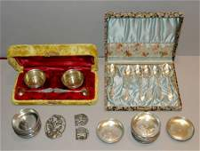 2400 Group of Gorham Sterling Silver Aesthetic Movemen