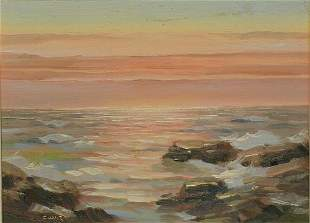 Clair American, 20th century LANDSCAPES: THREE