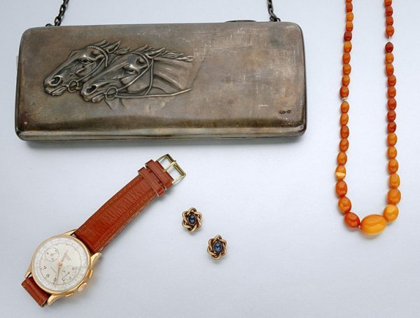 12: Group of Assorted Jewelry