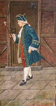 1003: American School 19th/20th Century PORTRAIT OF A G