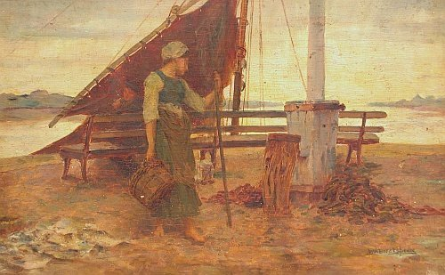1006: William A. Breakspeare British, 1855-1914 ON THE