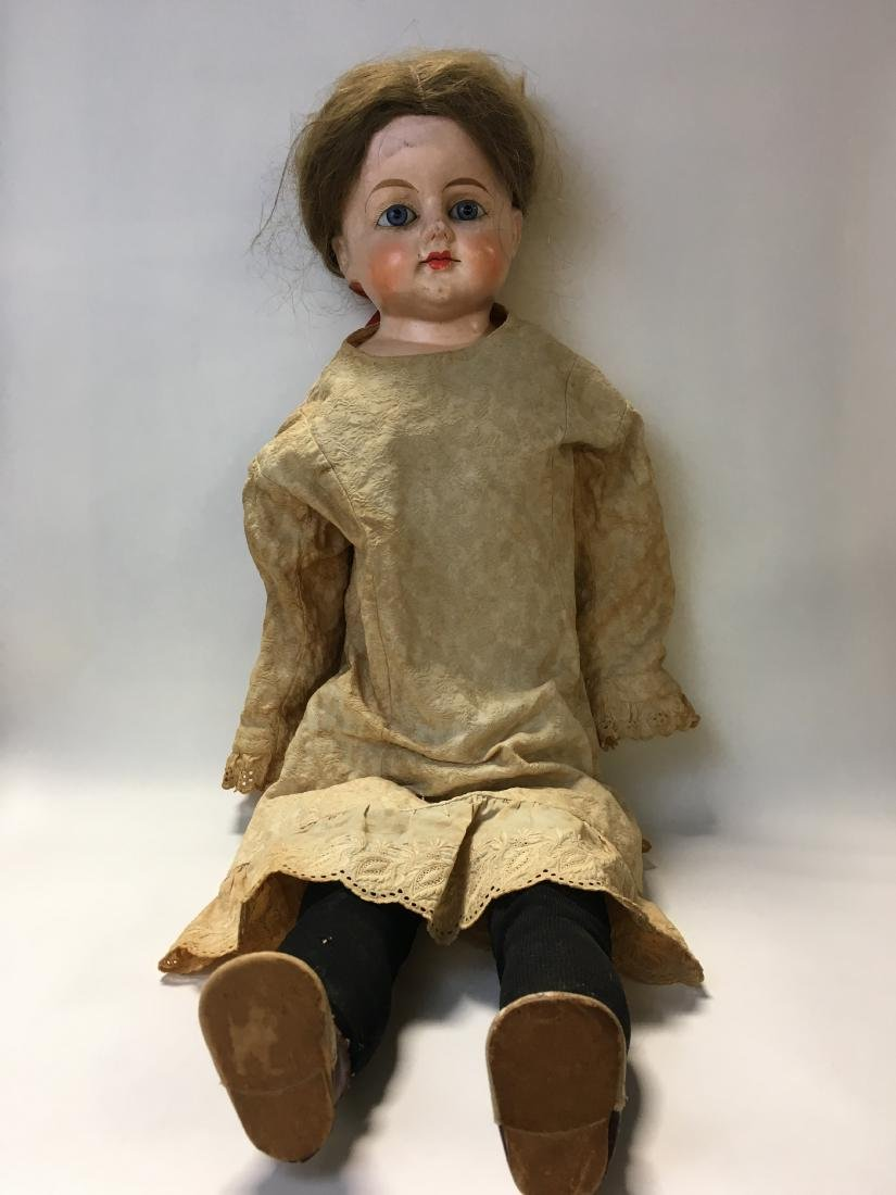 Victorian German Composition Doll