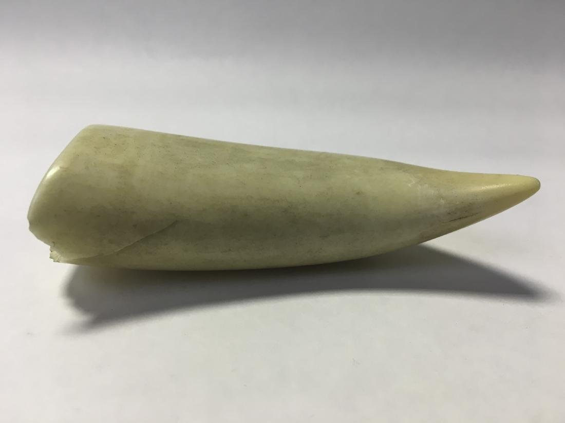 Antique Whale Tooth - 2