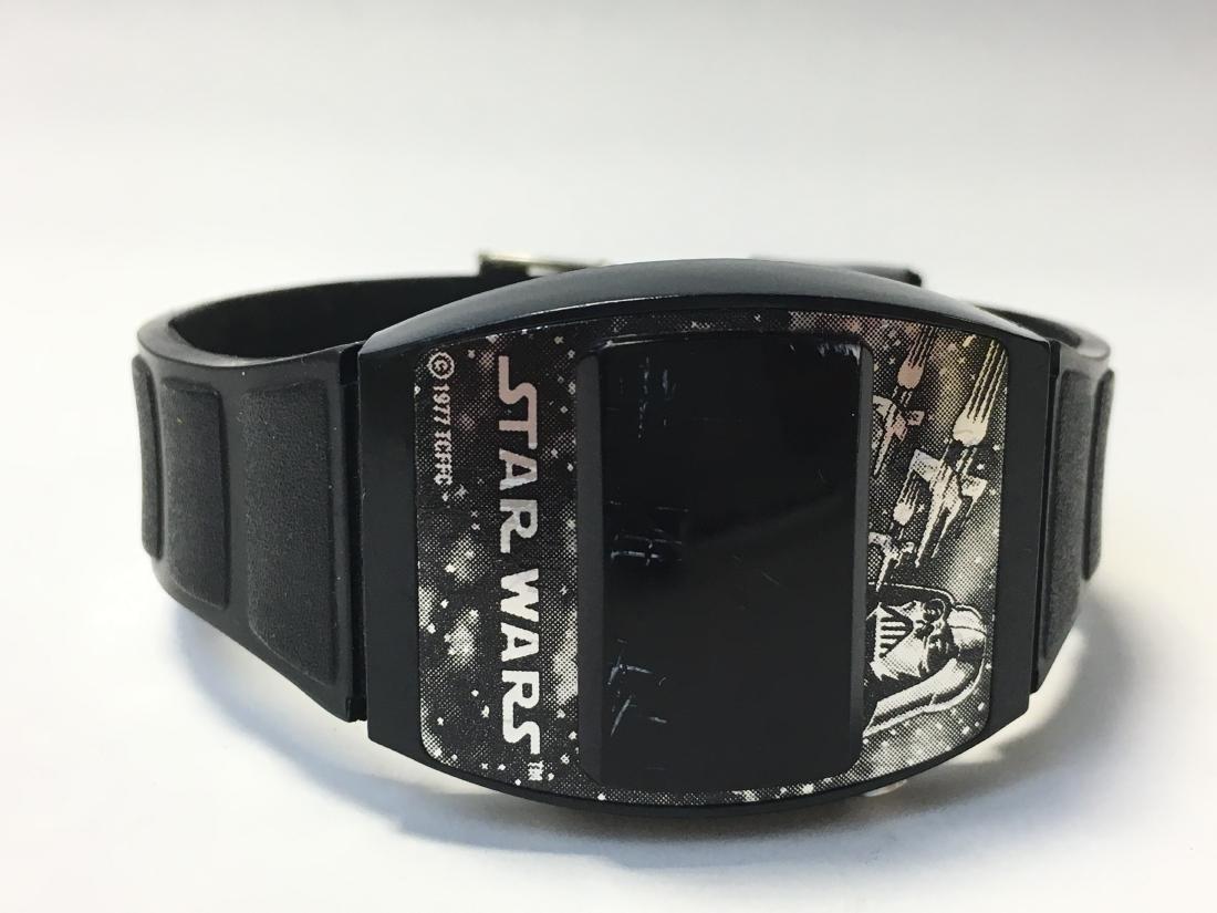 1977 Texas Insturments Digital Star Wars Watch