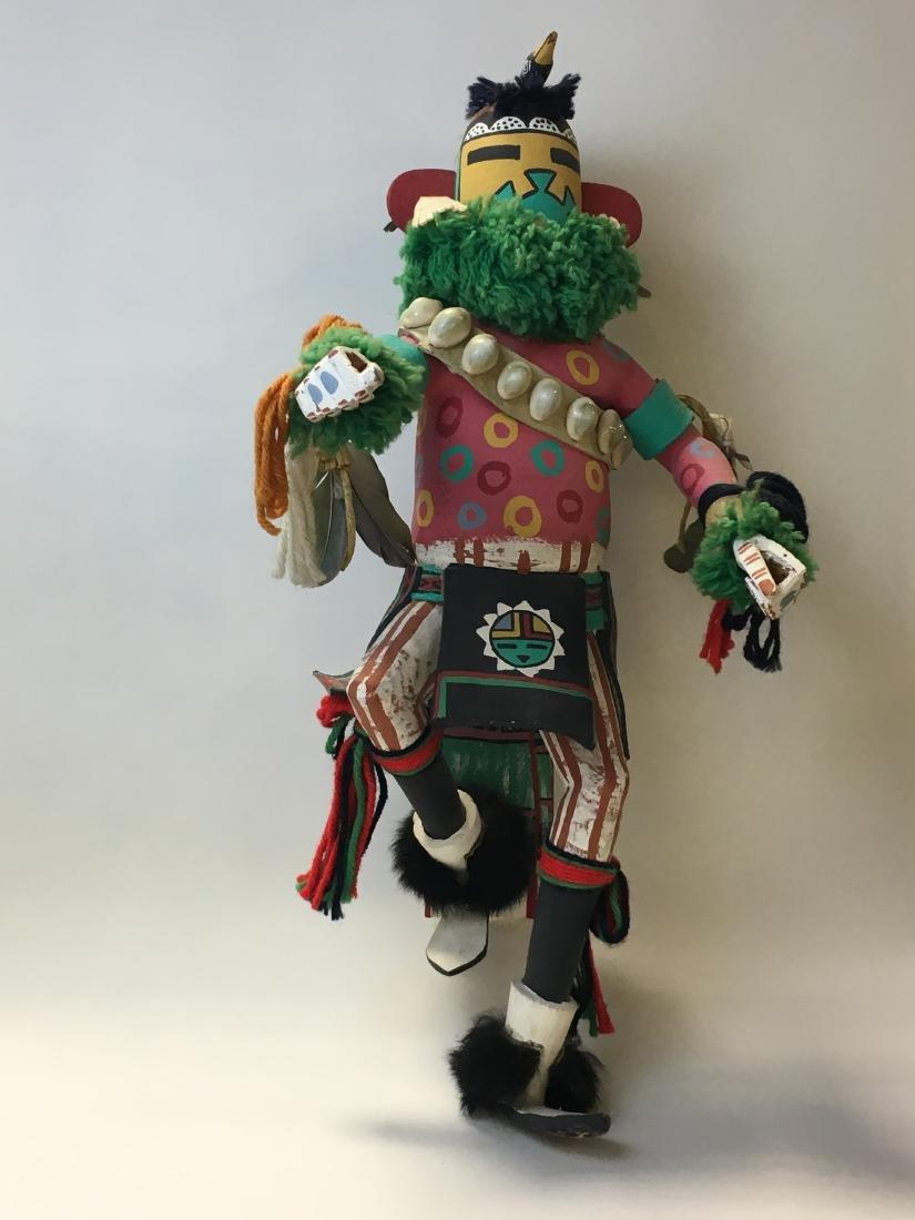 Native America Handpainted Kachina Doll