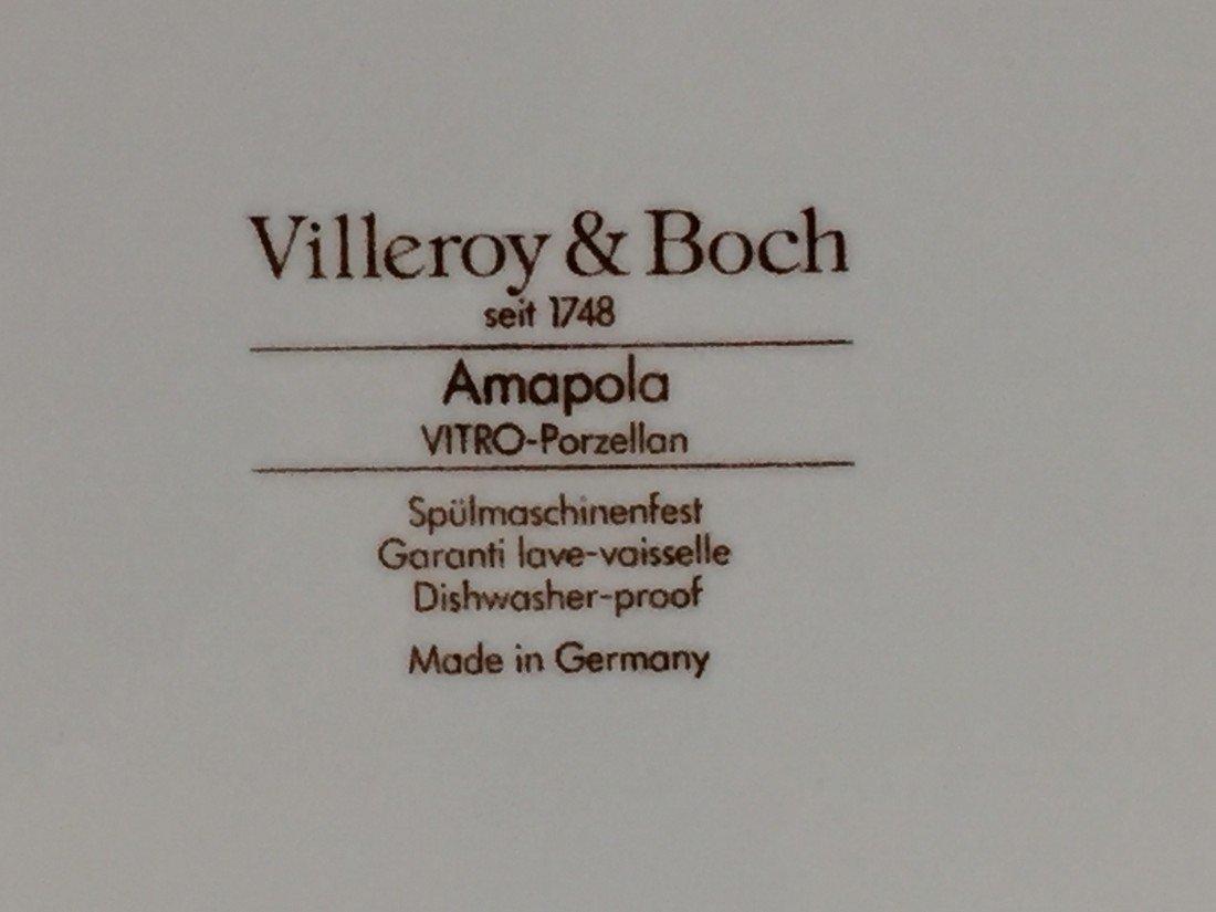 Villeroy & Boch Amapola 48 Pieces - 5