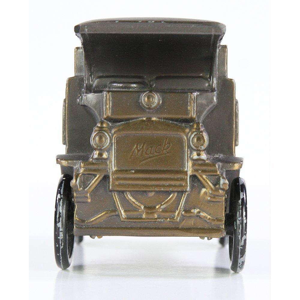 Banthrico Mack Truck 1906 Diecast Metal Coin Bank - 2