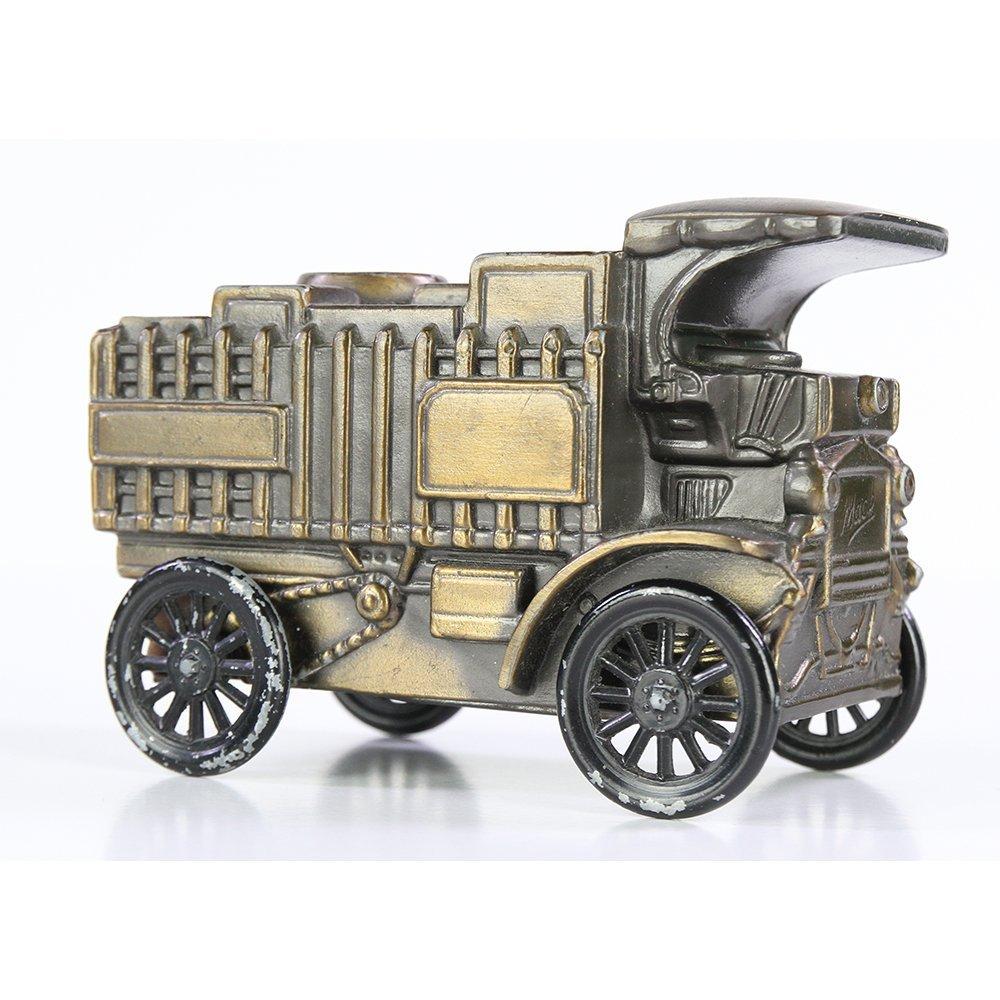 Banthrico Mack Truck 1906 Diecast Metal Coin Bank - 3