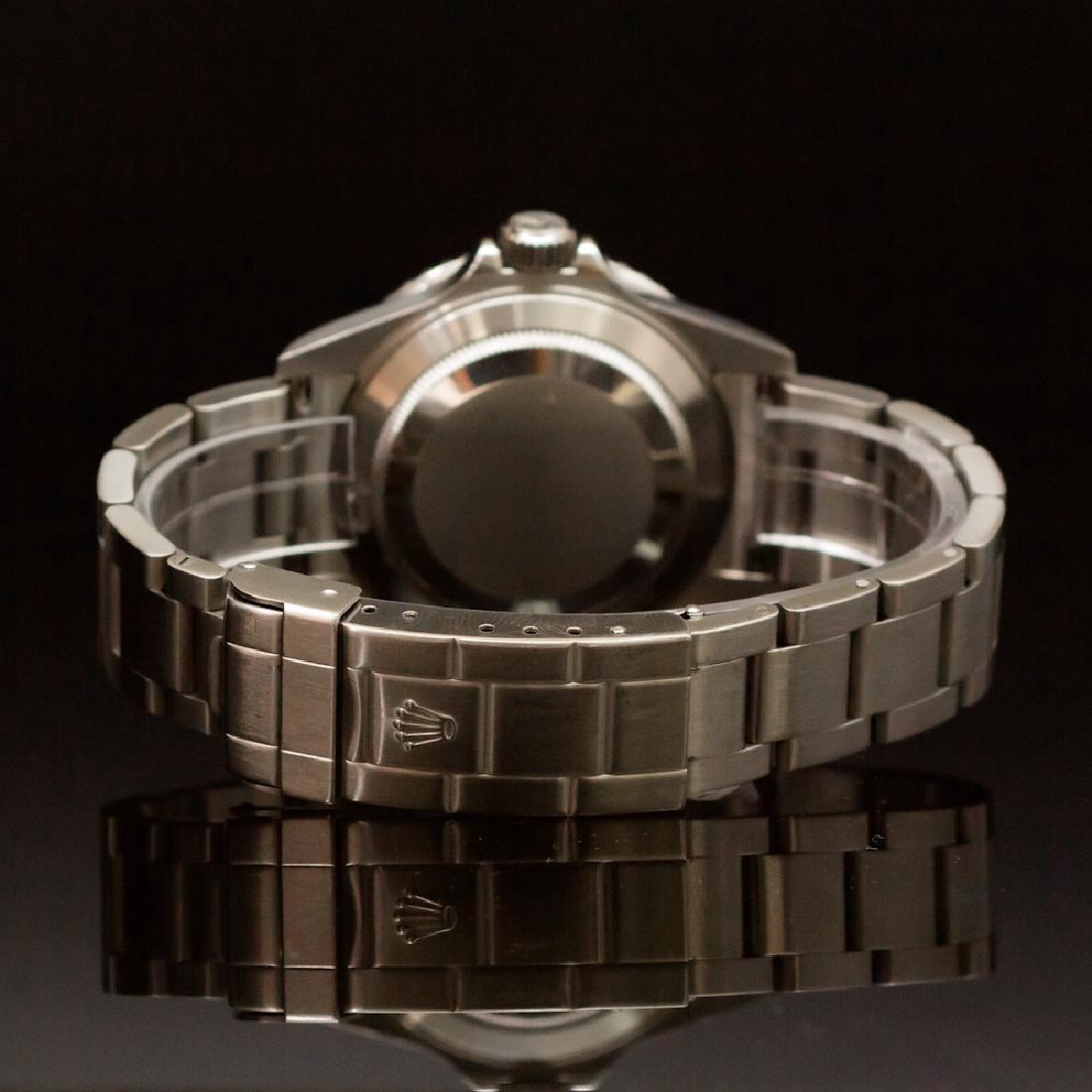 Rolex Stainless Steel Submariner 40mm D Serial Men's - 3