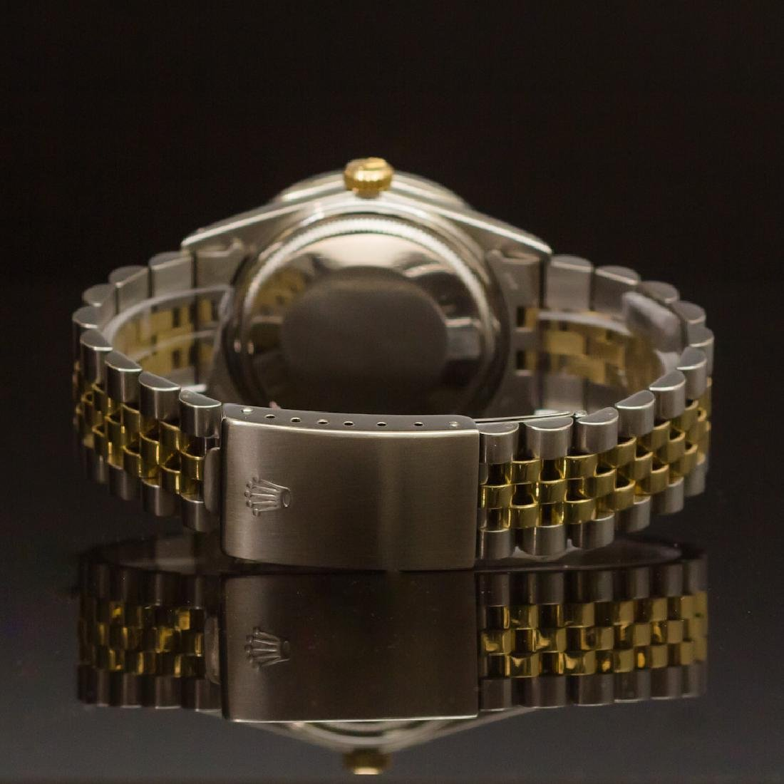 Rolex Two-Tone Datejust 36mm Custom Diamond Dial aprox. - 3