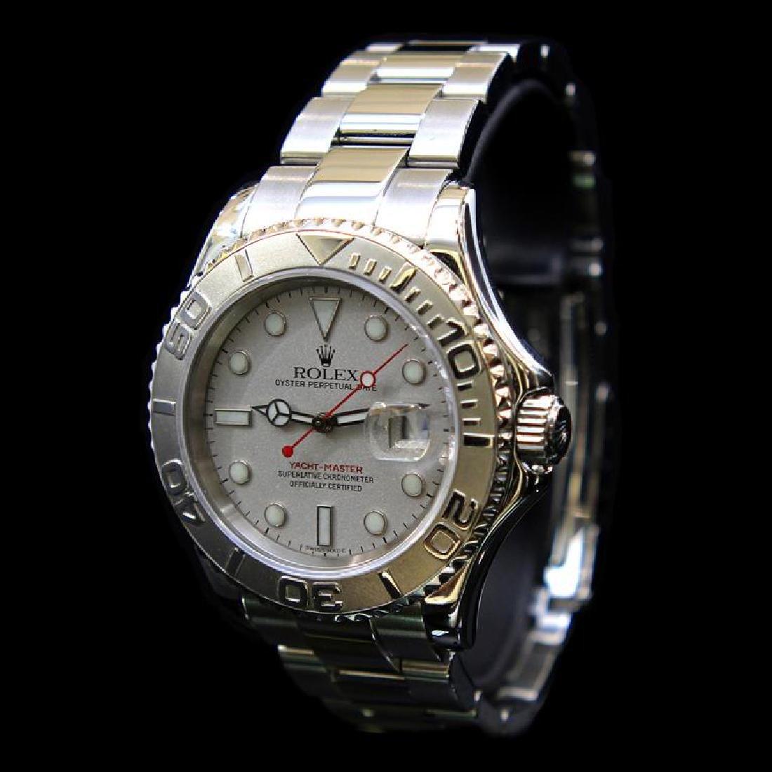 Rolex YachtMaster 40mm Mens Wristwatch - 2