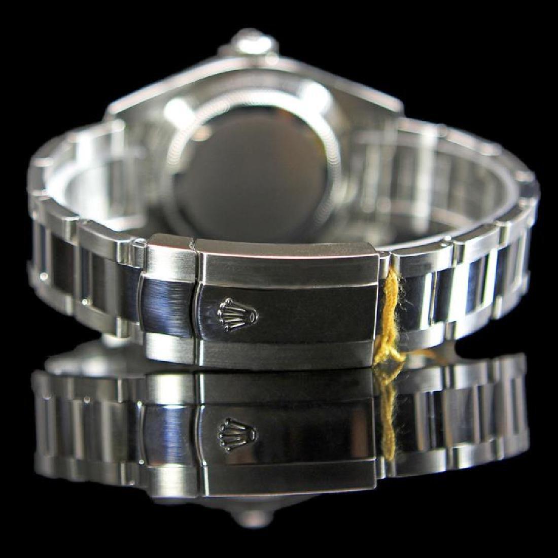 Rolex DateJust ll 41mm Black Index Dial Men's - 3