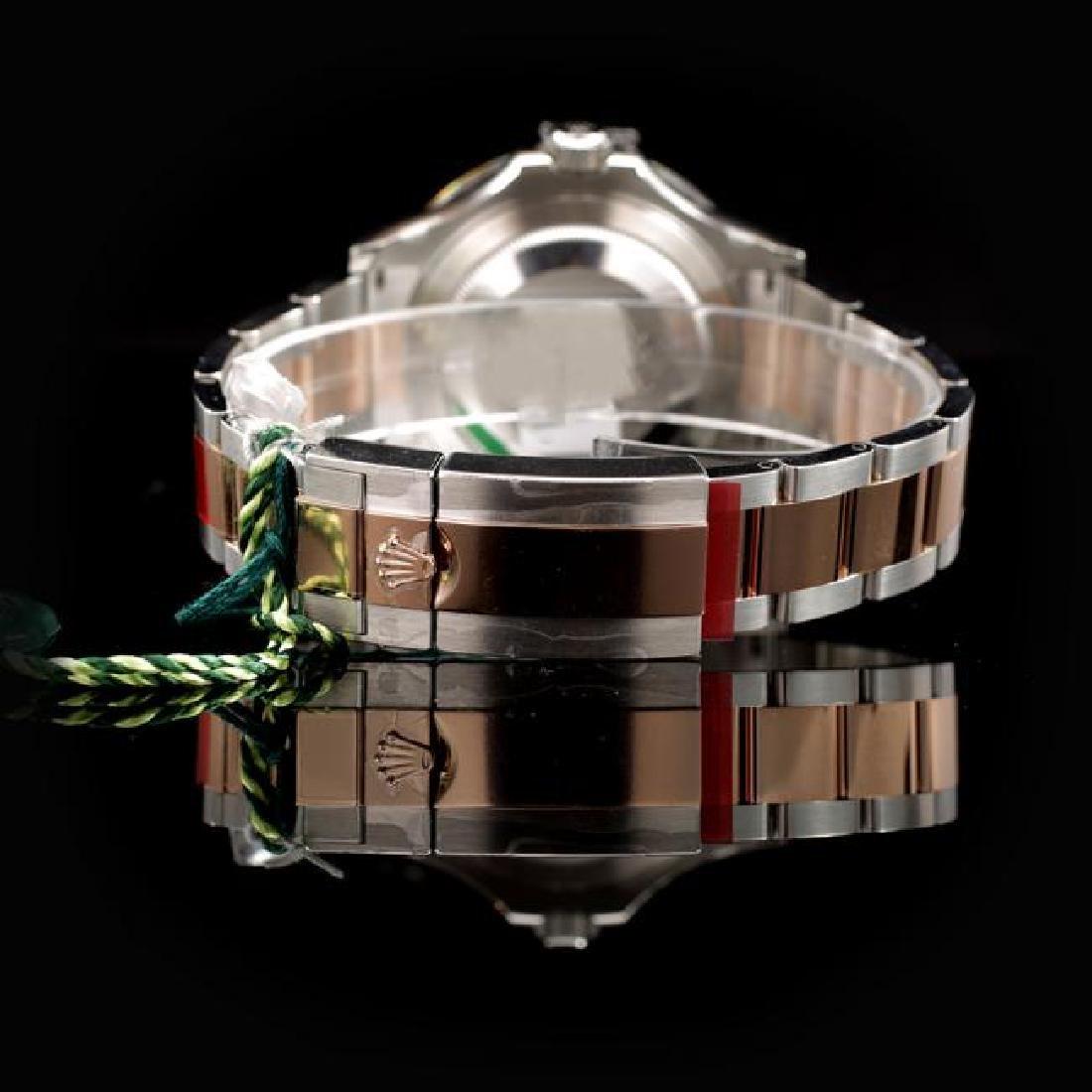 Rolex YachtMaster SS 40mm Mens Wristwatch - 3