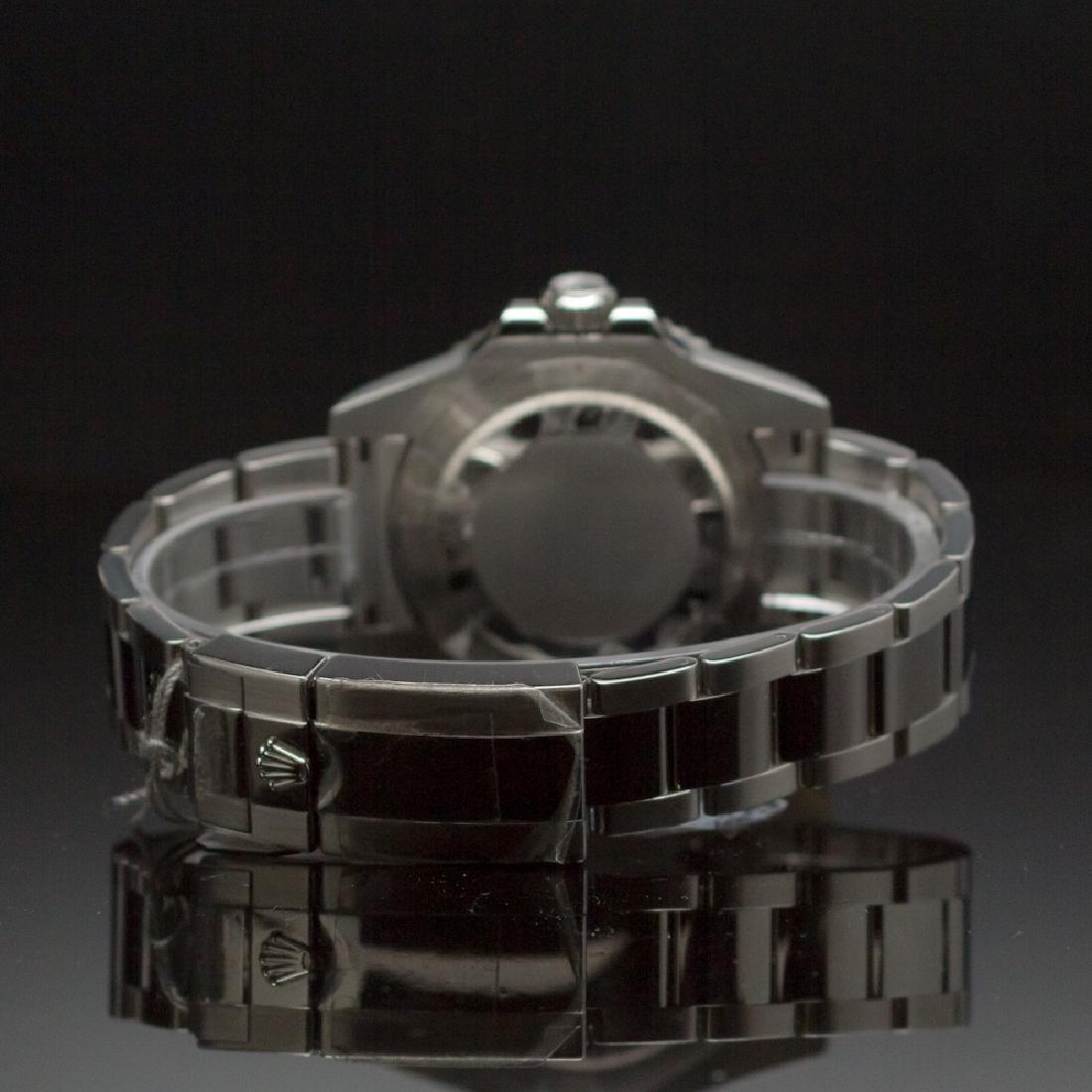 Rolex Stainless Steel 40mm GMT Master II Ceramic Bezel - 3