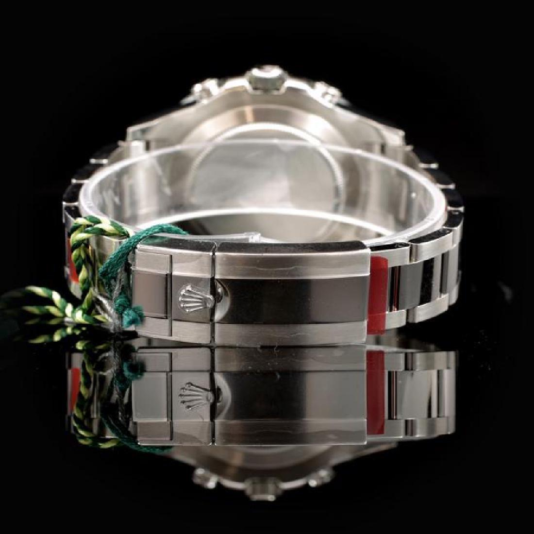 Rolex YachtMaster SS 44mm Mens Wristwatch - 3