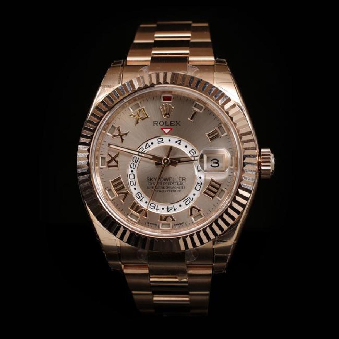Rolex SkyDweller 42mm Mens Wristwatch