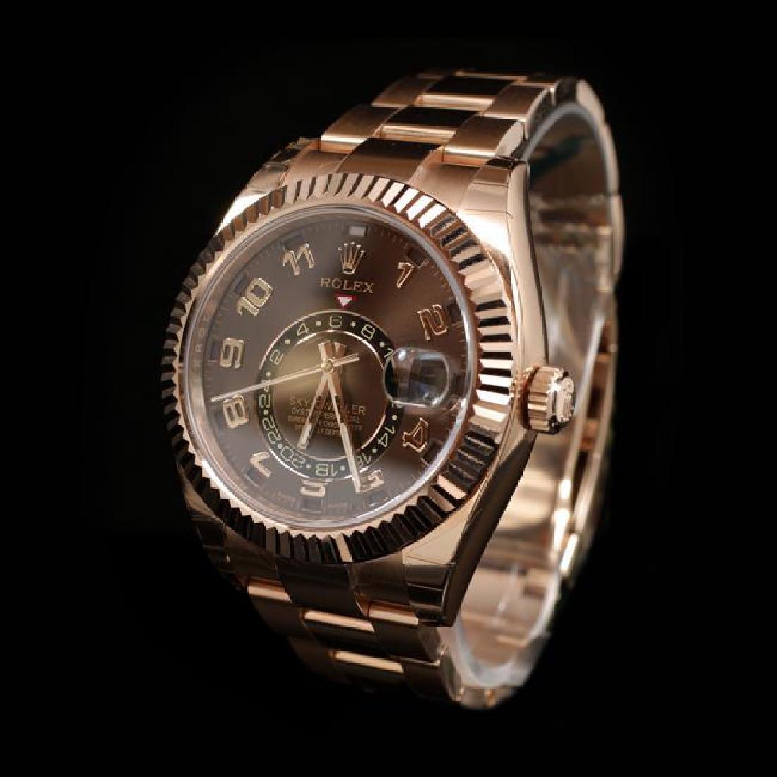 Rolex SkyDweller 42mm Mens Wristwatch - 2