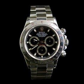 Rolex Daytona 40mm Mens Wristwatch