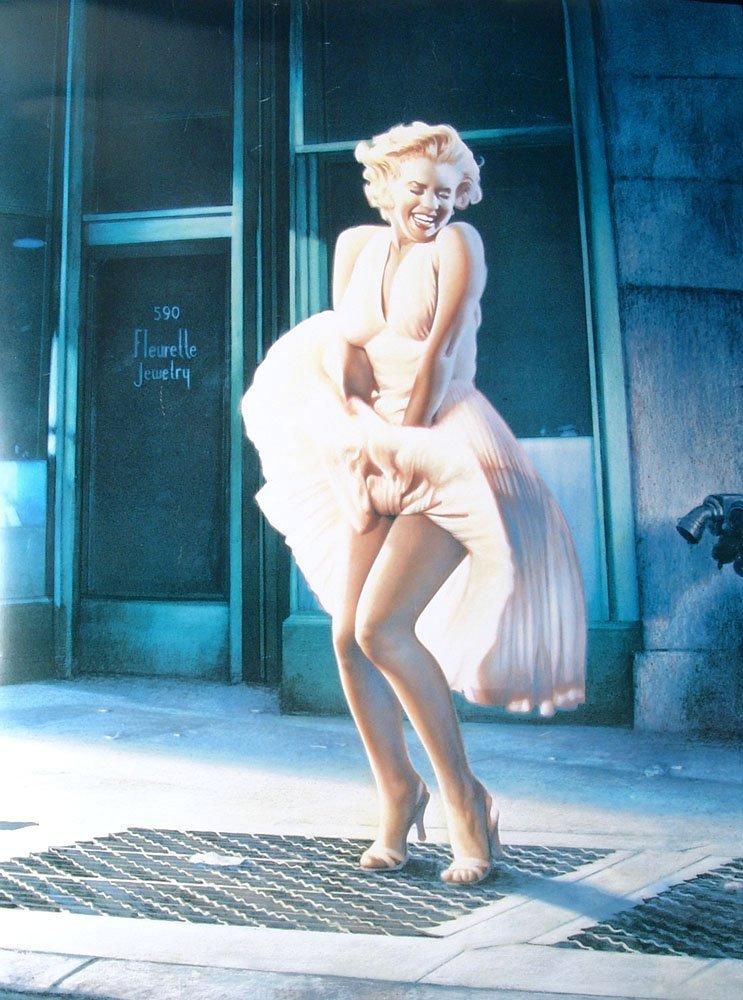 33x47 MARILYN MONROE Poster-Boulevard of Broken Dreams