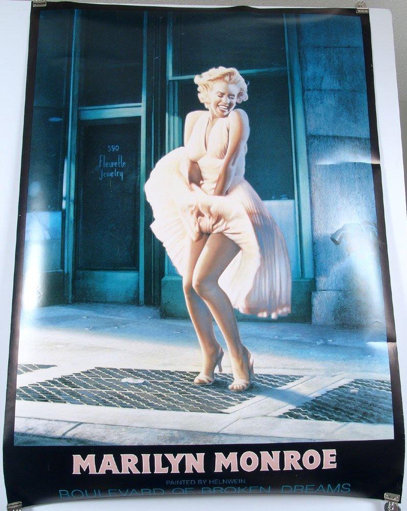33x47 MARILYN MONROE Poster-Boulevard of Broken Dreams - 2