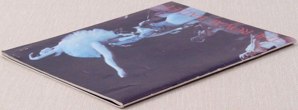 1965 Program THE ROYAL BALLET Nureyev Fonteyn Swan Lake - 7