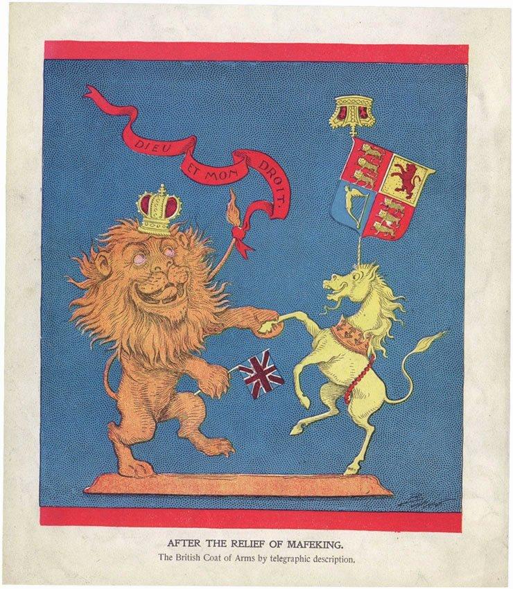 6 Vintage c1900 Political Cartoons Bart Bartholomew - 4