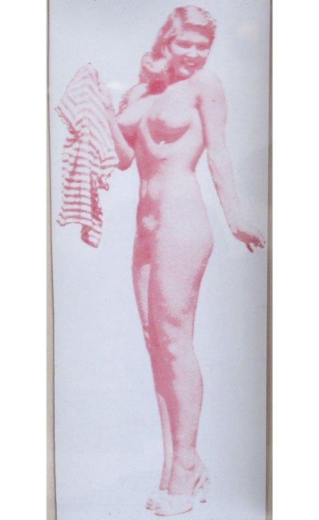 Old Vintage POCKET STRIP TEASE Dress to Undies to Nude - 4