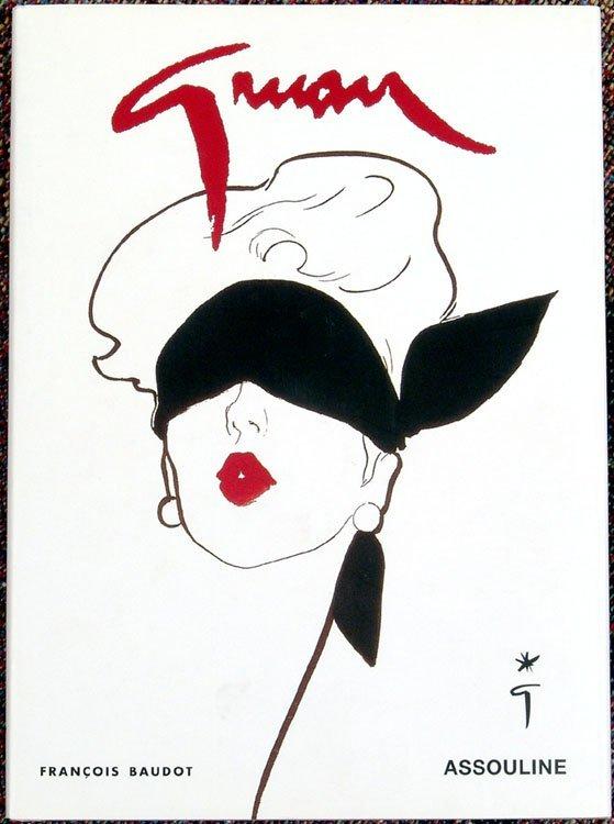 RARE Hardcover Book GRUAU by Francois Baudot