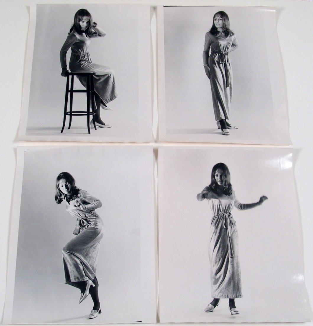 7 Vtg 1960s/1970s Orig CARL BAKULA Photos - Model Study