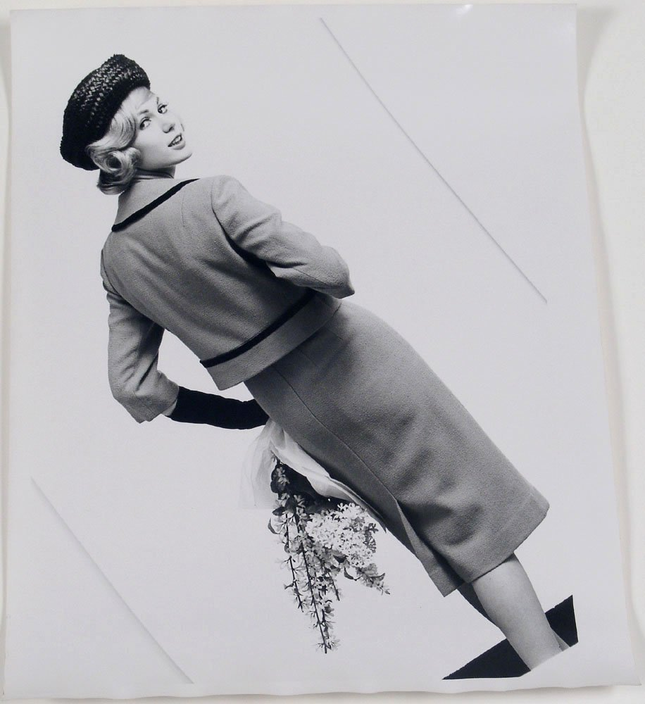 1960s CARL BAKULA Dayton\'s Photo JACKIE KENNEDY STYLE