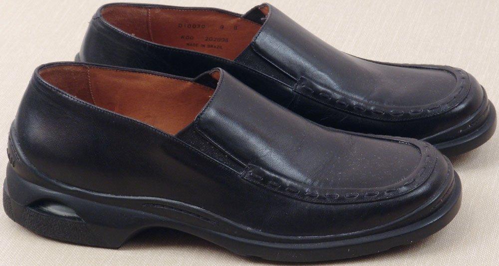 NIB Black COLE HAAN Nike Air Dress Loafer Women's Sz 9