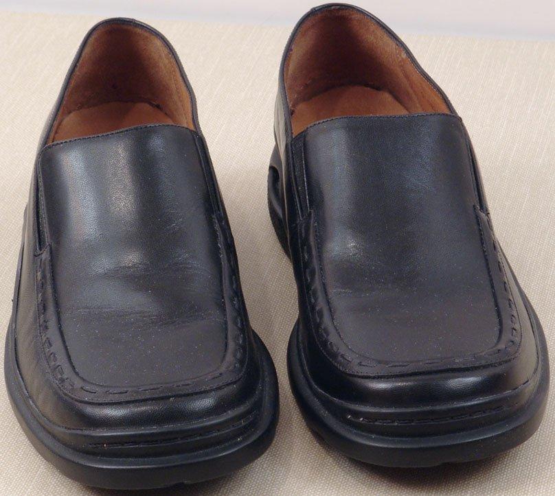 NIB Black COLE HAAN Nike Air Dress Loafer Women's Sz 9 - 3