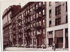 Vintage 1947 Original CARL BAKULA New York Photograph