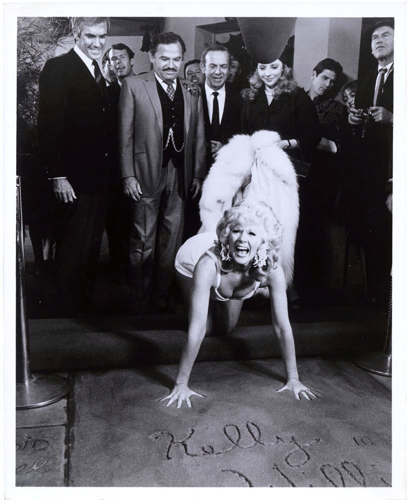1974 Photos Super Hot CONNIE STEVENS in The Sex Symbol - 2